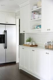 best white paint for kitchen cabinets home depot home depot subway tile transitional kitchen benjamin