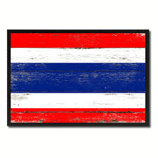 Country Flag Images Thailand Country National Flag Home Decor Gift Ideas Wall Bedroom