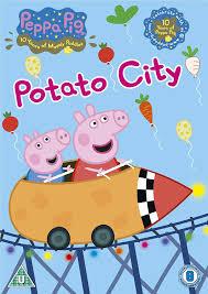peppa pig potato volume 14 dvd amazon uk unknown