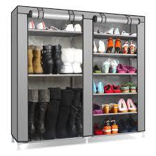 shoe organizers u0026 racks amazon com
