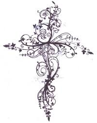 Cross Tattoos On - best 25 feminine cross tattoos ideas on pretty cross