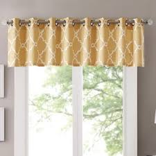Ladybug Kitchen Curtains by Tailored Valances U0026 Kitchen Curtains You U0027ll Love Wayfair