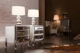 Stainless Steel Nightstand Metal Nightstand With Drawers Tables U2014 New Decoration Metal