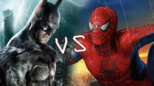 batman vs spider man comic clash you decide youtube