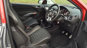 vauxhall adam vauxhall adam grand slam review 2015 first drive motoring research