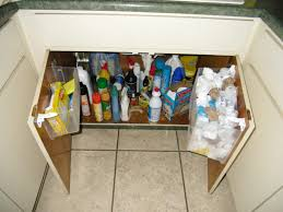 under kitchen sink storage ikea dark wood kitchen cabinets quartz