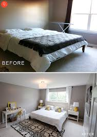 roundup 10 inspiring budget friendly bedroom makeovers curbly