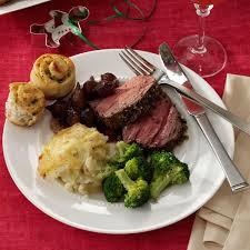 easy elegant dinner menus easy u0026 elegant tenderloin roast recipe taste of home