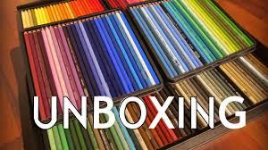 prismacolor pencils 150 prismacolor premier colored pencils 150 set unboxing