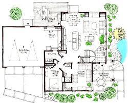 modern floor plan modern house design with floor plan homepeek