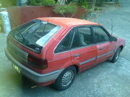 barnz 1989 ford laser specs photos modification info at cardomain