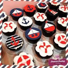 Nautical Theme by Best 25 Anchor Cupcakes Ideas On Pinterest Nautical Theme
