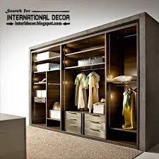 latest wardrobe systems with lighting ideas closet designs for