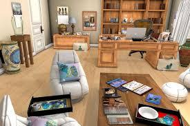home office furniture interior design for space decoration desk