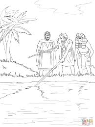 moses and the plagues coloring pages funycoloring