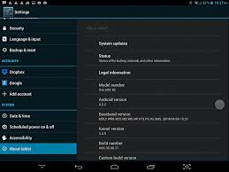 how to update android an android system update ask dave