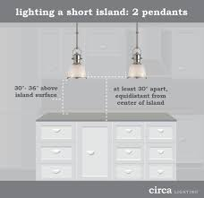 Pendant Lighting Kitchen Island Best 25 Kitchen Island Dimensions Ideas On Pinterest Kitchen