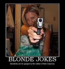Blonde Memes - blonde puns