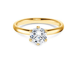 verlobungsringe gold diamant verlobungsring gold diamant he25 takasytuacja