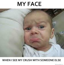 Cute Memes For Your Crush - 20 my face when memes you ll find funny sayingimages com