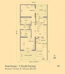 floor plan south facing home plans india home plan south facing