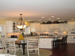 lights over dining room table lighting ideas and above kitchen