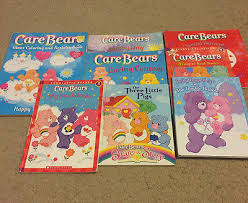 care bears books friends caring contest u0026 lot 8