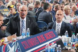 blue jackets reportedly deal 24th overall pick to vegas golden
