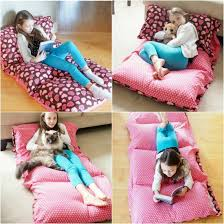 pillow beds for kids diy cozy pillow bed that kids will love