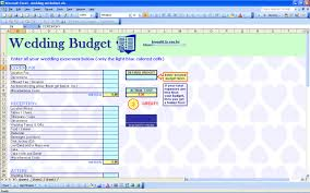 wedding planner prices 15 useful wedding spreadsheets excel spreadsheet