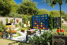 Beautiful Backyard Ideas Exciting Landscaping Ideas For Kids Home Decorating Ideas