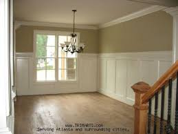 Wainscoting Ideas For Dining Room Bathroom Board And Batten Wainscoting Diy The Clayton Design