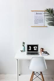 Diy Desk Calendar by Diy Calendar Wall Stand U0026 Free A4 A3 Printable Calendar