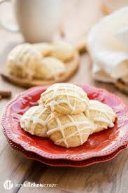 eggnog cookies are the perfect treat for your holiday party or