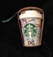 starbucks ornaments ebay