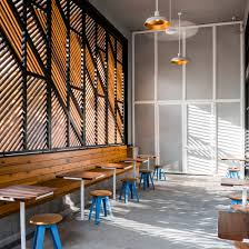 design for cafe bar official designs light filled cafe and dark cocktail bar in dallas