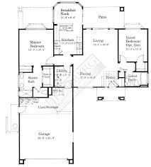 Waterford Model Floor Plan