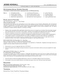 Job Resume Of Teacher by 100 Teaching Professional Resume 100 Sample Resume For