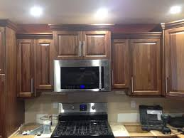 kitchen room impressive natural cherry shaker kitchen cabinets