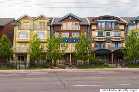 Canadian Houses Canadian Home Prices Slow After Vancouver Sales Drop 40