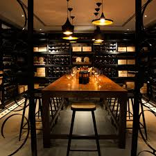 private dining at boca wine cellar