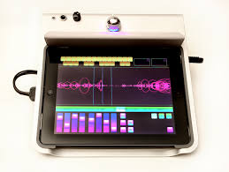 ghazala diy ipad audio desk flickr