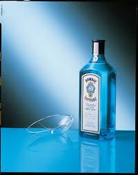 martini sapphire bombay sapphire designer glass competition fat penguin