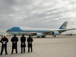 first airplane ever made new air force one will be boeing 747 jumbo jets photos business