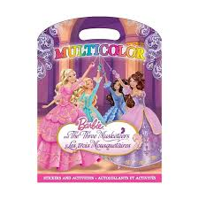 multicolor barbie musketeers presse commerce distribution