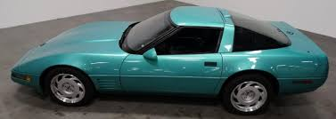 1991 corvette colors all corvette colors on 1991 corvette in turquoise