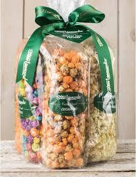 popcorn gift baskets handmade variety gourmet popcorn 7 flavors kosher gluten free