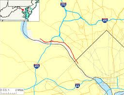 Zip Code Map Washington Dc by Clara Barton Parkway Wikipedia