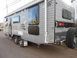 offroad travel trailers new distributors announced by creative caravans as tanami caravan