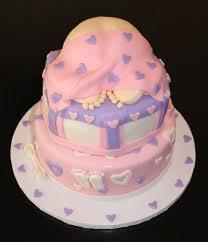 baby shower cake designs for a baby 20girl 20shower 20cake